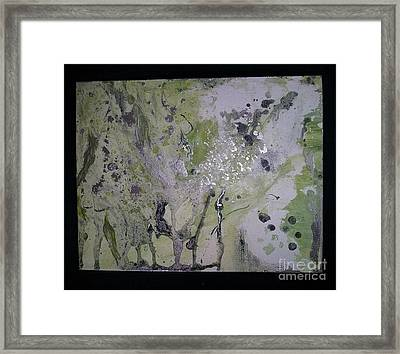 Aliens, Wild Horses, Sharks And Skeletons  Framed Print by Talisa Hartley