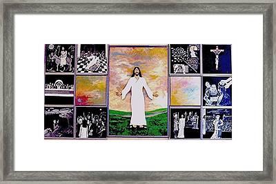 All - 1 Framed Print by Richard  Hubal