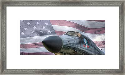 All American Framed Print by JC Findley