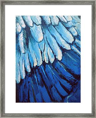 All Around Us Framed Print by Nathan Rhoads