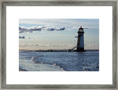 All At Sea Framed Print by Kathryn Bell