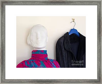 All Dolled Up Framed Print by Ann Horn