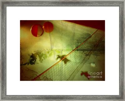 All Good Things Come To An End Framed Print by Jason Williams