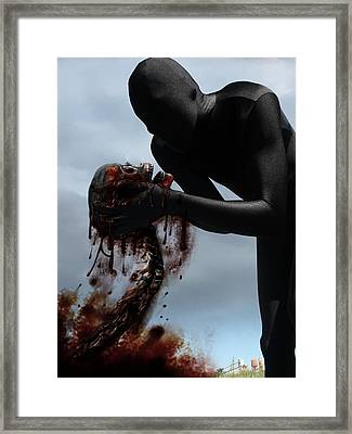 All I Have Left Framed Print