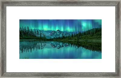 Framed Print featuring the photograph All In My Mind by Jon Glaser