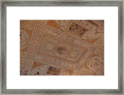 All In The Details Framed Print by JAMART Photography