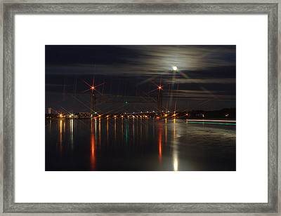 All Lit Up II Framed Print