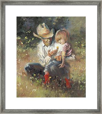 All Of Life's Little Wonders Framed Print by Mia DeLode