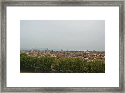 View All Of Rome Framed Print by JAMART Photography