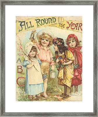 All Round The Year Framed Print by Reynold Jay