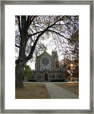 All Saints' Chapel Framed Print