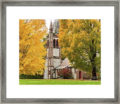 All Saints Church Framed Print