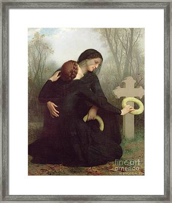 All Saints Day Framed Print