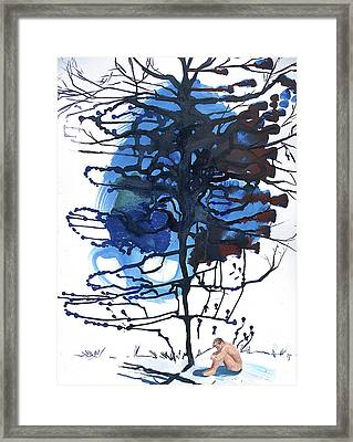 All That I Really Know Framed Print