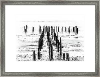 All That Is Left Framed Print by Joe Hudspeth