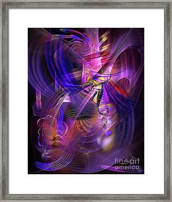 All That Jazz Framed Print by John Robert Beck