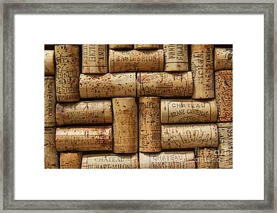 Grand Cru  Framed Print by Anthony Jones