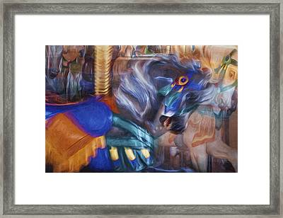 All The Pretty Horses Framed Print