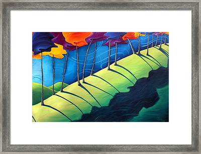 All The Same In The End Framed Print