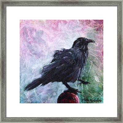 All Undaunted Framed Print by Sandy Applegate