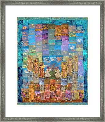 All Your Dreams Come True Framed Print by Roberta Baker