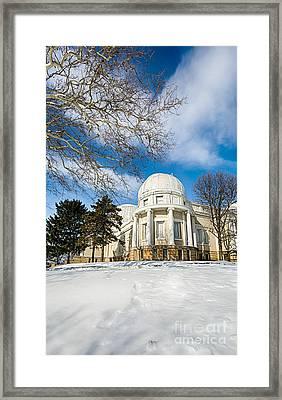 Allegheny Observatory Framed Print