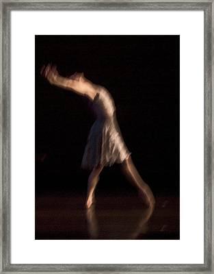 Allegra Framed Print