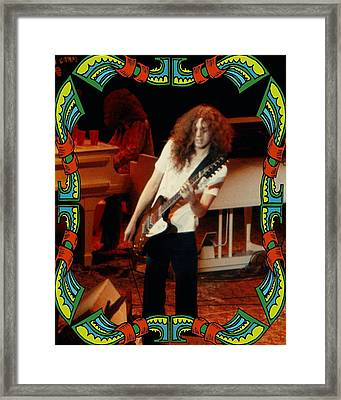 Free Bird 2 Framed Print