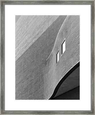Alley Behind Boettcher Framed Print by Jim Furrer
