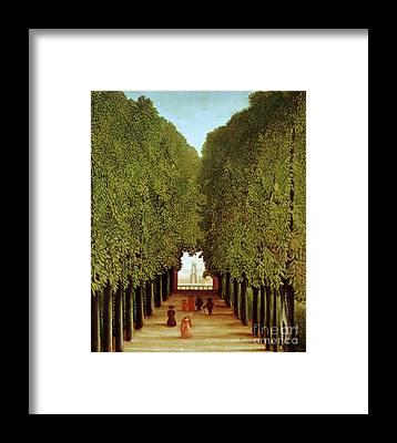 Park Avenue Framed Prints
