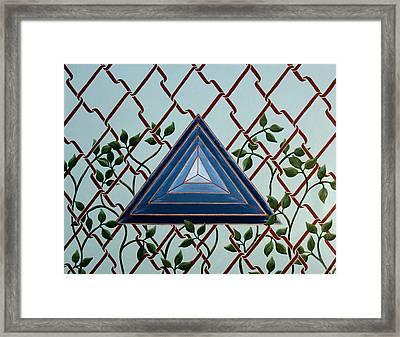 Alliance Framed Print