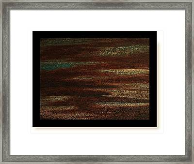 Allure Of Earth 8 Framed Print
