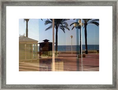 Almeria 11 Framed Print by Jez C Self