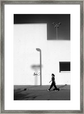 Almeria 16 Framed Print by Jez C Self