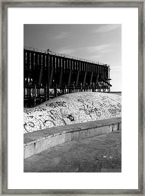 Almeria 25 Framed Print by Jez C Self