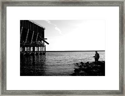 Almeria 27 Framed Print by Jez C Self