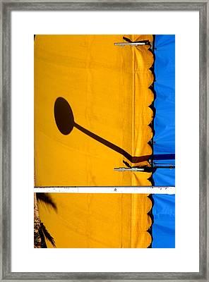 Almeria 3 Framed Print by Jez C Self