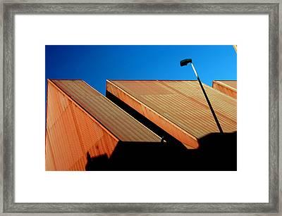 Almeria 32 Framed Print by Jez C Self
