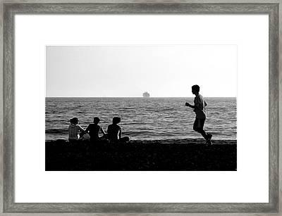 Almeria 37 Framed Print by Jez C Self