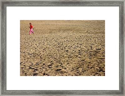 Almeria 40 Framed Print by Jez C Self