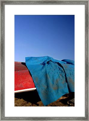 Almeria 42 Framed Print by Jez C Self