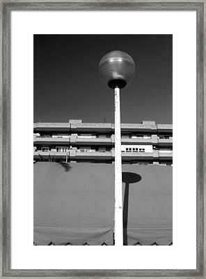 Almeria 5 Framed Print by Jez C Self