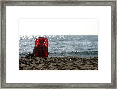 Almeria 6 Framed Print by Jez C Self