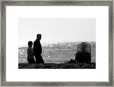 Almeria 7 Framed Print by Jez C Self