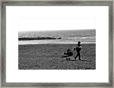 Almeria  Framed Print by Jez C Self