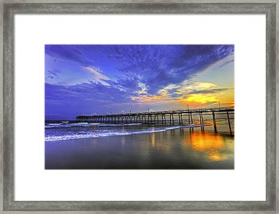 Almighty Framed Print by Don Mennig