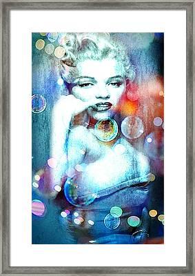 Almost 90 Framed Print by Greg Sharpe