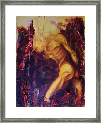Almost Beyond1 Framed Print by Hoparte Gallery