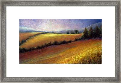 Almost Heaven Framed Print by Susan Jenkins