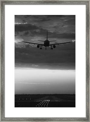 Almost Home Framed Print by Andrew Soundarajan